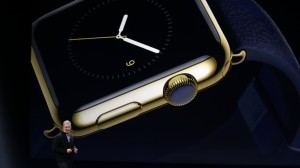 Apple watch photo courtesy of Associated Press